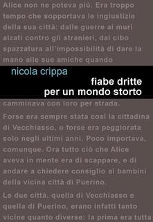 Fiabe dritte per un mondo storto - Nicola Crippa - copertina