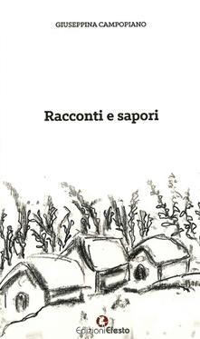 Racconti e sapori - Giuseppina Campopiano - copertina