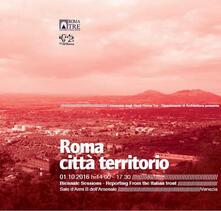 Camfeed.it Roma città territorio. Nuovi cicli di vita della metropoli Image
