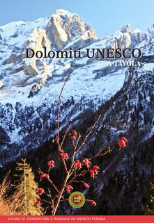 Antondemarirreguera.es Dolomiti UNESCO a tavola Image
