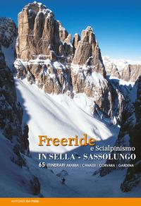 Freeride e scialpinismo in Sella e Sassolungo. 65 itinerari - Da Pian Antonio - wuz.it