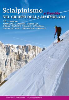 Radiospeed.it Scialpinismo e freeride nel gruppo della Marmolada. 101 itinerari Image