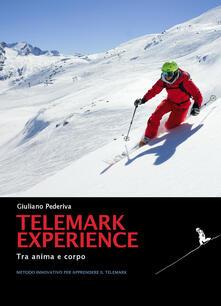 Promoartpalermo.it Telemark experience. Tra anima e corpo. Metodo innovativo per apprendere il Telemark Image