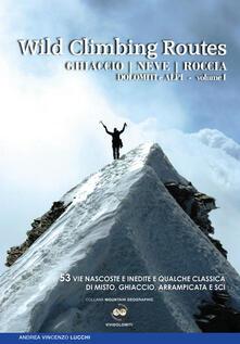 Daddyswing.es Wild climbing routes. Ghiaccio, neve, roccia. Dolomiti e Alpi. Vol. 1 Image