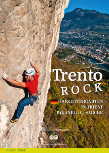 Winniearcher.com Trento Rock. 49 Klettergärten in Trient. Paganella, Sarche Image