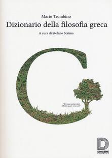 Dizionario della filosofia greca