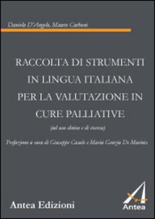 Tegliowinterrun.it Raccolta di strumenti in lingua italiana per la valutazione in cure palliative (ad uso clinico e di ricerca) Image