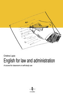 Listadelpopolo.it English for law and administration. A course for classroom or self-study use Image