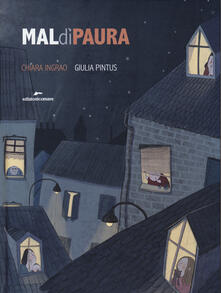 Maldipaura - Chiara Ingrao - copertina