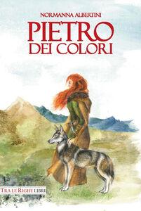 Libro Pietro dei colori Normanna Albertini