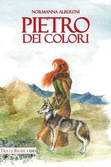 Pietro dei colori - Normanna Albertini - copertina