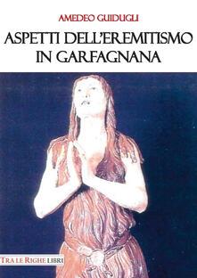 Aspetti dell'eremitismo in Garfagnana - Amedeo Guidugli - copertina