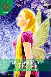Ebook La Leggenda di Kartysia Di Sante, Salvatore
