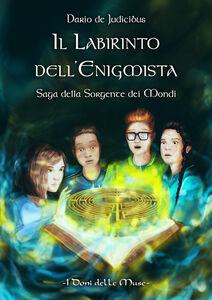 Libro Il labirinto dell'enigmista Dario De Judicibus