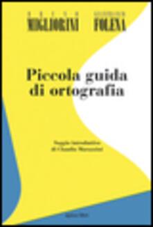 Fondazionesergioperlamusica.it Piccola guida di ortografia Image