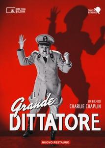 IL GRANDE DITTATORE. DVD. CON di Charlie Chaplin