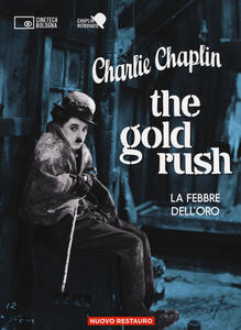The gold rush-La febbre dell'oro. 2 DVD. Con Libro in brossura