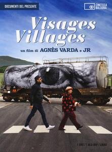 Antondemarirreguera.es Visages villages. Un film di Agnes Varda e JR. 2 DVD. Con libro Image