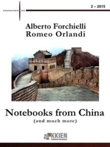 Notebook from China (and much more) (2015). Vol. 2