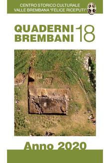 Quaderni brembani (2020). Vol. 18.pdf