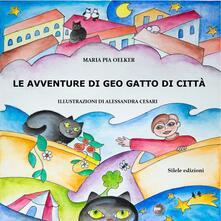 Aboutschuster.de Le avventure di Geo gatto di città. Ediz. illustrata Image