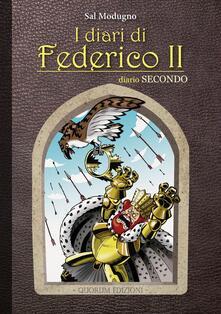 Ipabsantonioabatetrino.it I diari di Federico II. Diario. Vol. 2 Image