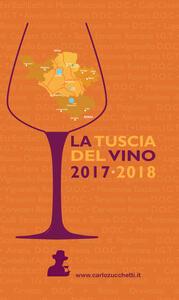 La Tuscia del vino 2017-2018 - copertina