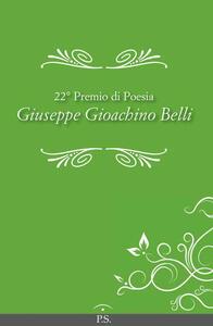 22° Premio di poesia «Giuseppe Gioachino Belli»