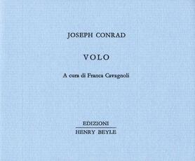 Libro Volo Joseph Conrad