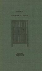 Libro In difesa dei librai Stendhal