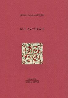 Writersfactory.it Gli avvocati Image