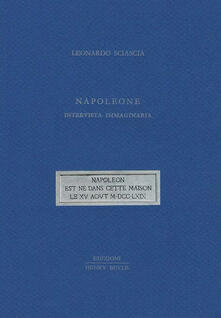 Warholgenova.it Napoleone. Intervista immaginaria Image