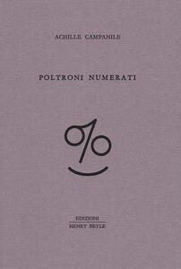 Poltroni numerati