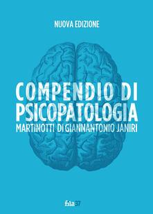 Winniearcher.com Compendio di psicopatologia. Ediz. ampliata Image