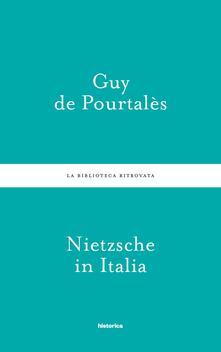 Antondemarirreguera.es Nietzsche in Italia Image