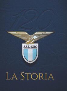 Nordestcaffeisola.it 120 S. S. Lazio. La storia Image