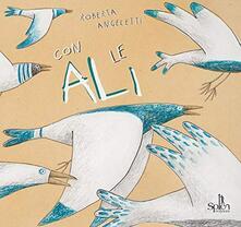 Associazionelabirinto.it Con le ali. Ediz. illustrata Image