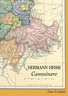 Camminare - Hermann Hesse - copertina