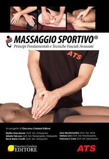 Cefalufilmfestival.it Massaggio sportivo®. Principi fondamentali e tecniche fasciali avanzate Image