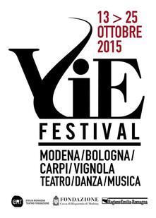 Vie Festival 13-25 ottobre 2015 - Emilia Romagna Teatro - ebook