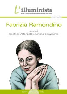 Camfeed.it L' illuminista . Vol. 43-44-45: Fabrizia Ramondino. Image
