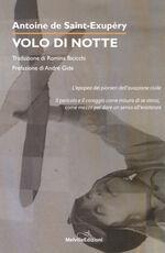 Libro Volo di notte Antoine Saint-Exupéry