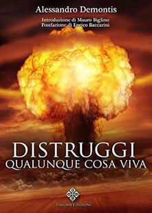 Voluntariadobaleares2014.es Distruggi qualunque cosa viva Image