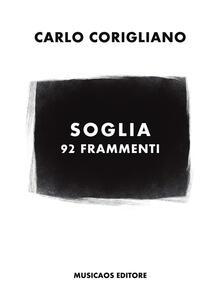 Capturtokyoedition.it Soglia. 92 frammenti Image