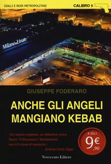 Anche gli angeli mangiano kebab - Giuseppe Foderaro - copertina