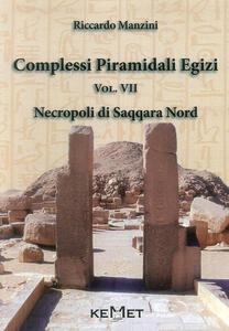 Complessi piramidali egizi. Vol. 7