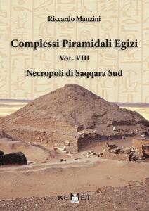 Complessi piramidali egizi. Vol. 8