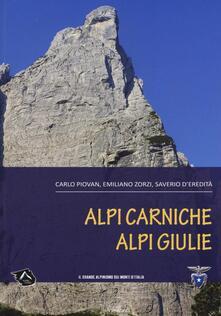 Daddyswing.es Alpi Carniche. Alpi Giulie Image