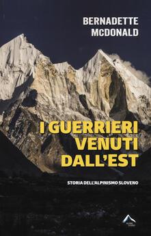 Camfeed.it I guerrieri venuti dall'est. Storia dell'alpinismo sloveno Image