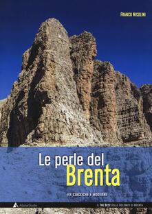 Amatigota.it Le perle del Brenta. Le più belle vie classiche e moderne nelle Dolomiti del Brenta Image